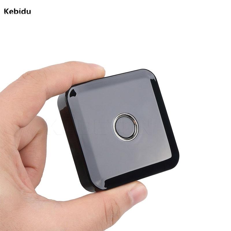 2019 Neuestes Design Neue Bluetooth 4,0 Empfänger Sender Drahtlose 4 In 1 Stereo Audio Receiver Musik Box Adapter Für Lautsprecher/kopfhörer Funkadapter