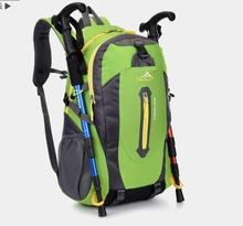 Waterproof Nylon Backpack Large Capacity Bag