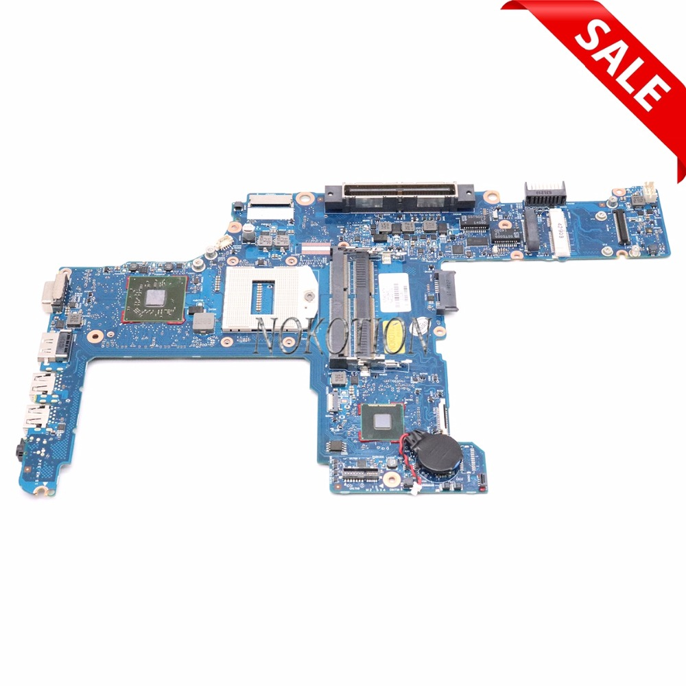 NOKOTION 744022-001 744022-501 Main board for <font><b>HP</b></font> <font><b>ProBook</b></font> <font><b>650</b></font> <font><b>G1</b></font> 640 laptop <font><b>motherboard</b></font> full tested image