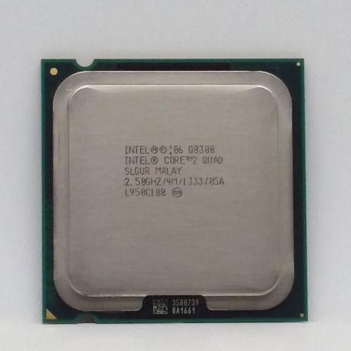 Intel Core 2 Quad Q8300 Desktop Processor Quad-Core 2.50GHz 4MB Cache FSB 1333 LGA 775 8300 Used CPU