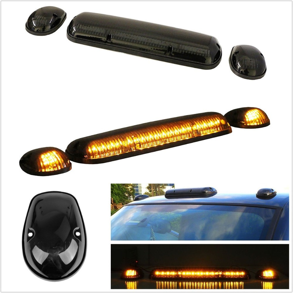 24led Strobe Light Bar Car Roof Flash Warning Lamp For Ambulance Police Fireman Engineering Vehicles 62cm Non-Ironing Signal Lamp