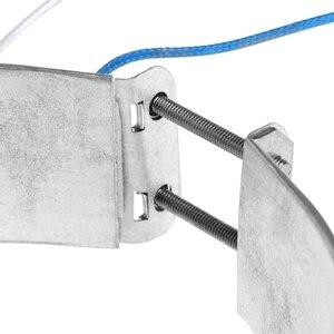 Мехи 155 мм Тонкий ленточный нагревательный элемент 220В 750 Вт для бытовой электротехники Новый