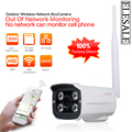 HD 720P Security Wifi IP Camera Wireless Waterproof Outdoor Infrared Night Vision P2P Home Security Elesale