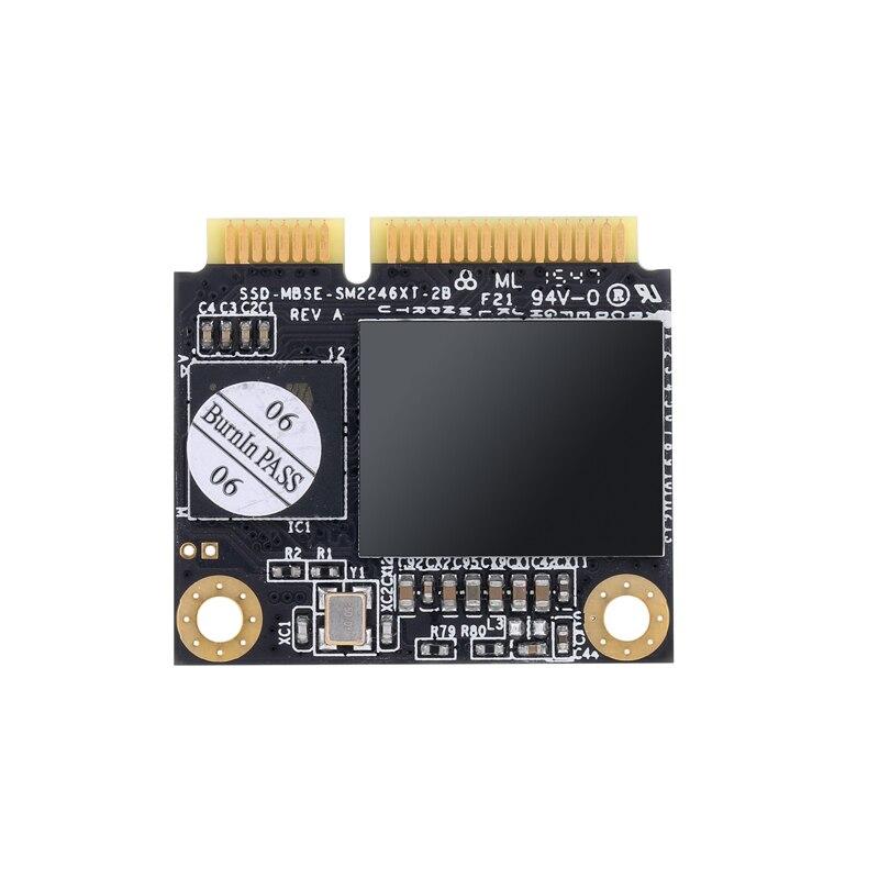 Msata half size 128GB 256GB 512gb Half mSATA Mini SATAIII SSD for ASUS K401LB K401UQ k551ln