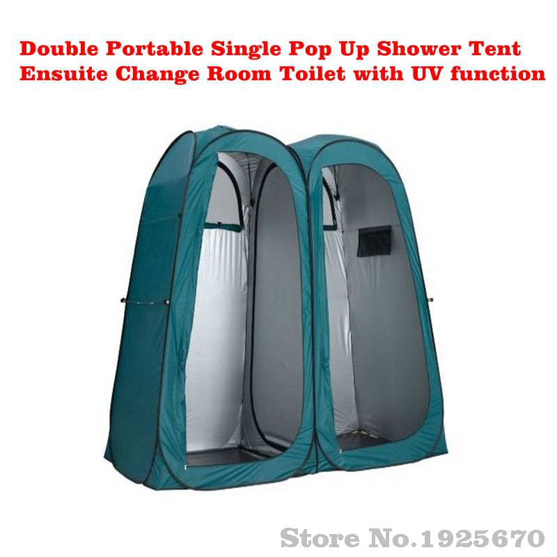 где купить Accept OEM order!Direct factory!Double Pop Up Shower Tent Ensuite Change Room Toilet/3function pop up portable tent дешево