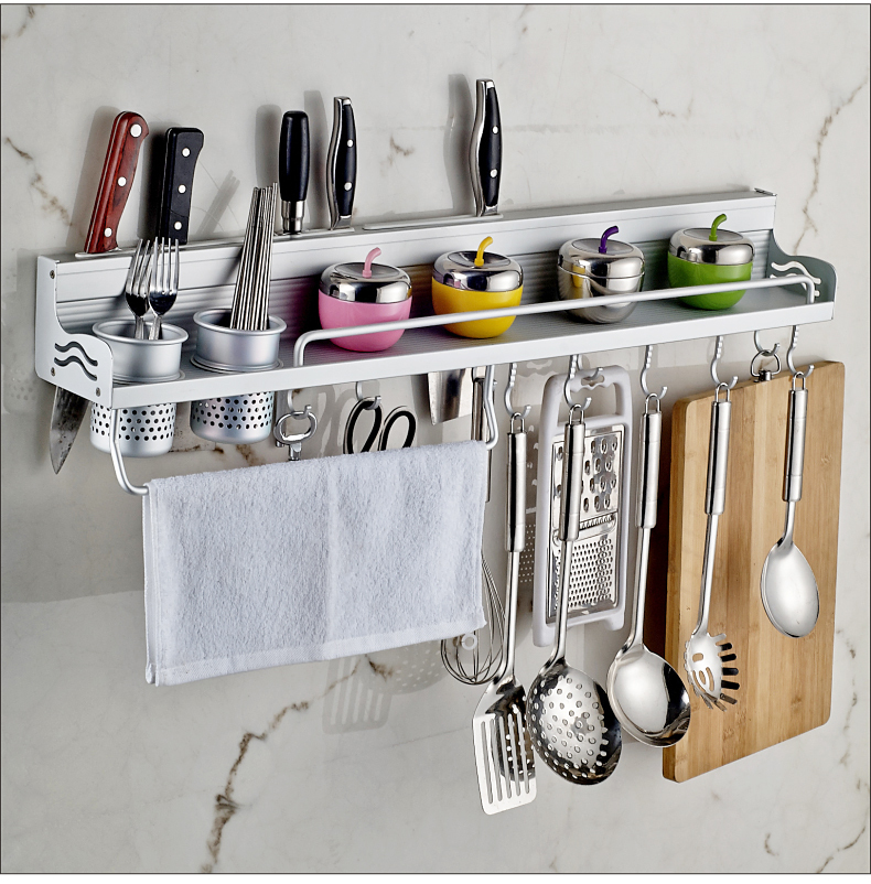 Shelf Storage Rack Goods Rest Kitchen Seasoning Spice Rack Hanging In  Storage Holders U0026 Racks From Home U0026 Garden On Aliexpress.com | Alibaba Group