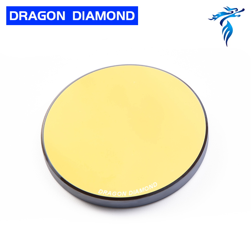 Si mirror Diameter 19.05mm 20mm 25mm 30mm 38.1mm Silicon mirror mirror and lens for CO2 Laser Mirror Mounts Co2 Laser Machine