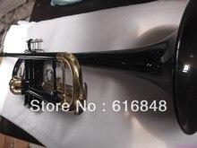 Wholesale 1335 B black gold-bonded trumpet instrument surface