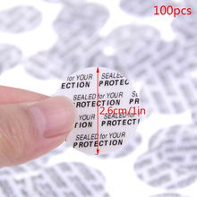 NEW 100pcs Sealing Stickers To Stop Leak Bottles Accessories