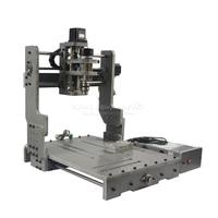 DIY 3 оси ЧПУ 3040 сверление машина мини ЧПУ гравер