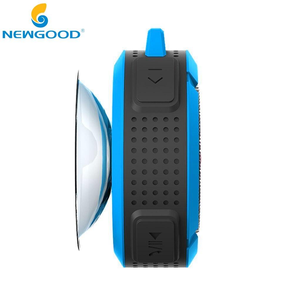Altavoz portátil inalámbrico Bluetooth impermeable Altavoz de - Audio y video portátil - foto 4