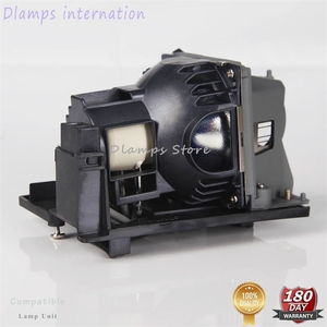Image 3 - High quality NP13LP NP18LP Projector Lamp With Housing For NEC NP110, NP115, NP210, NP215, NP216, NP V230X, NP V260 Projectors