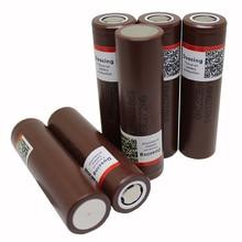 Doscing 8 шт./лот 3,7 V 3000mAh 18650 INR 18650HG2 20A разрядка перезаряжаемая батарея для LG 18650 батарея/электронная сигарета Whlesale