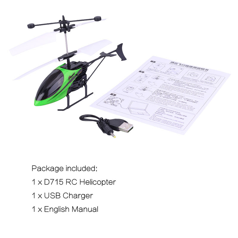 Light Infrared Helicopter discount 3