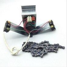 1 Шт. Инкубатор Автоматический Яйцо Поворота Системы 220 В/110 В 100 СМ Цепи Промышленные Повернуть Плотные Яйца Двигателя с