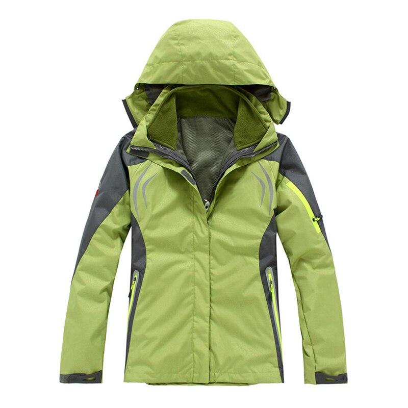 lanbaosi winter women 39 s outdoor waterproof detachable. Black Bedroom Furniture Sets. Home Design Ideas
