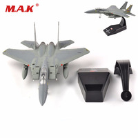 1/100 Scale Kids' Plane Toys USA 1985 Mcdonnell Douglas F-15A Fighter 1:100 Scale AMER Toys Aircraft Airplane Model Toys