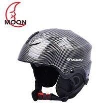 2016 Carbon Fiber Style Skiing Helmet Ski Snowboard Helmet Casco Skateboard Helmet MS85