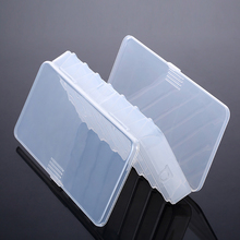 New Fly Fishing Tackle Box Storage Tool  14 Compartments Double Sided Spinner Plastic Useful Fish Lures Hard Cases