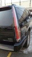 送料無料中国vland工場車のledテールランプ用cadillaエスカレードテールライト付きledバー2008 2014プラグアンドプレイ設