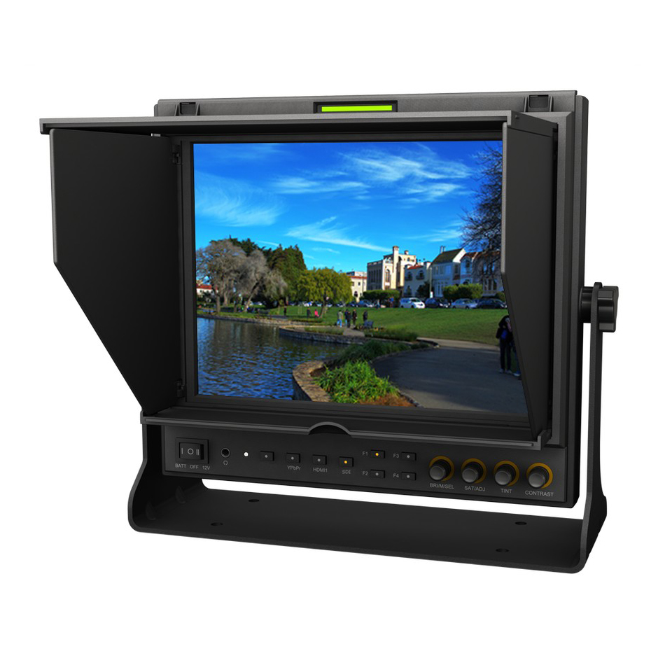 LILLIPUT 969A/S 9.7 IPS LED 3G SDI Field Monitor with Advanced Functions Full HD Camcorder SDI HDMI Auxiliary Portable MonitorLILLIPUT 969A/S 9.7 IPS LED 3G SDI Field Monitor with Advanced Functions Full HD Camcorder SDI HDMI Auxiliary Portable Monitor