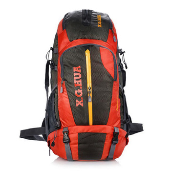 men and women outdoor Climbing Bags 50l waterproof camping backpack sports bag travel 1