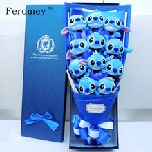 Kawaii Stitch Plush Doll Toys Lovely Lilo and Stitch Stich Stuffed Toys for Children Kids Birthday Valentine's Gift no box