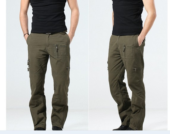 Outdoor summer pants men and women 101st Airborne Division paratroopers couple climbing pants military fans S-XXXL