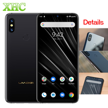 "Global 4G UMIDIGI S3 Pro Android 9.0 Mobile Phone 48MP+12MP+20MP 5150mAh Super Power 128GB 6GB 6.3"" FHD+ NFC Dual SIM Smartphone"
