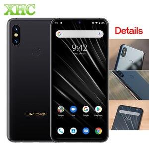 "Image 1 - Global 4G UMIDIGI S3 Pro Android 9.0 Mobile Phone 48MP+12MP+20MP 5150mAh Super Power 128GB 6GB 6.3"" FHD+ NFC Dual SIM Smartphone"
