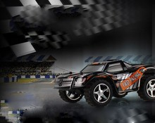 Hot Sell 100% Original Remote control off-road vehicles rc car 2.4G 5CH High Speed RC Car WL L999 Puzzle electric car boys toys