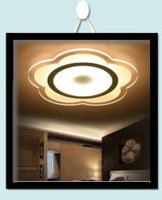 Lights & Lighting Ceiling Lights & Fans Japanese Style Delicate Crafts Wooden Frame Led Ceiling Light Luminarias Para Sala Dimming Led Ceiling Lamp Punctual Timing