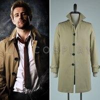 John Constantine Trench Coat Cosplay Costume