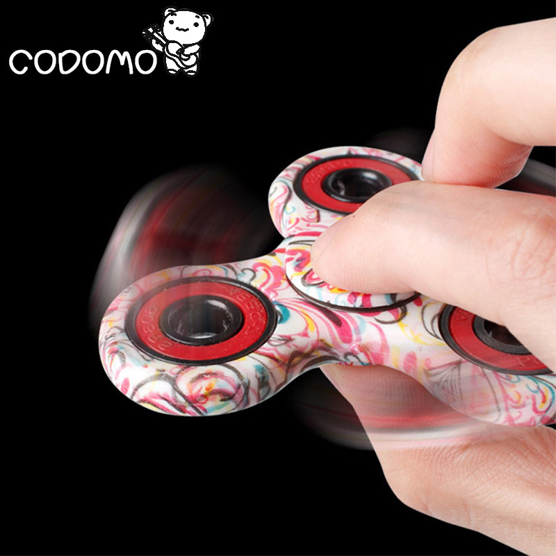 26 Colors Tri Spinner Hand Fidget Toy Pls