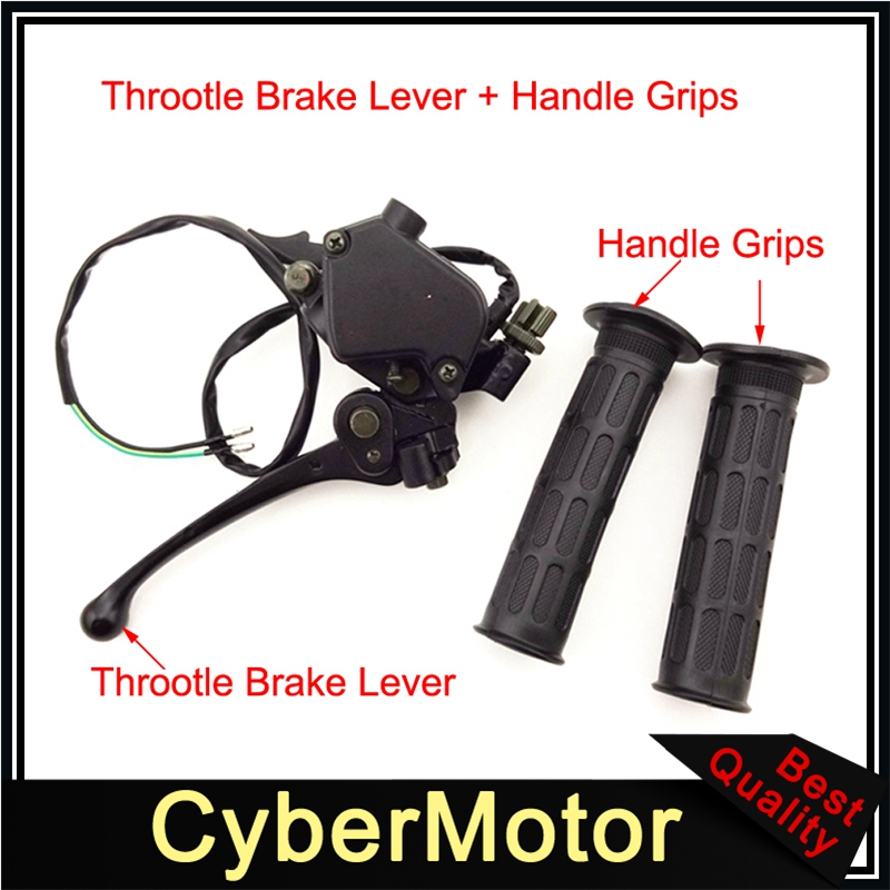 Throttle Thumb Assembly 200cc 250cc ATV Quad 4 Wheeler Parts
