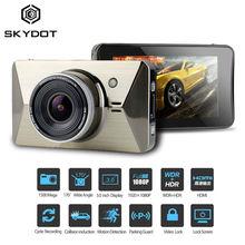 2016 Voiture Dvr 170 Degrés Full HD 1080 P Voiture Caméra Novatek 96650 Dash cam 6G Lentille Souper Nuit Vision WDR Véhicule Vidéo enregistreur