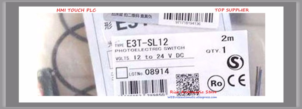 New Photoelectric Switch E3T-SL22 high-quality