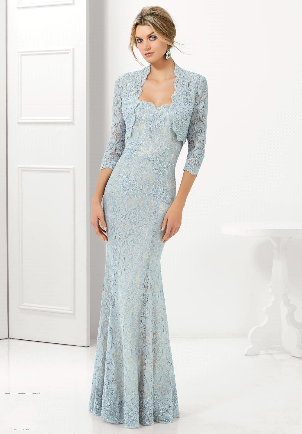 Beautiful Petite Size Mother Of The Bride Dresses Vignette - All ...