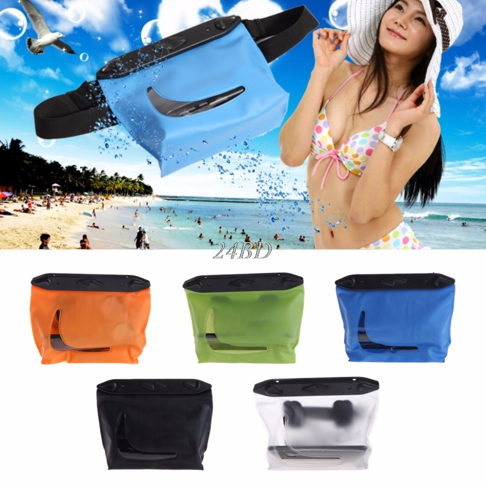 Waterproof Drifting Outdoor Swim Snorkeling Waist Bag Rafting Skiing Surfing 20M M08