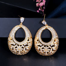 Билицветные модные изысканные ювелирные изделия из Дубая роскошные