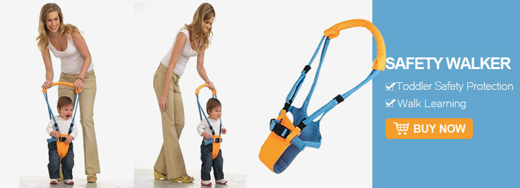 2014 Baby Toddler Safety Walk Learning Harness Reins Walker Assistant for best selling