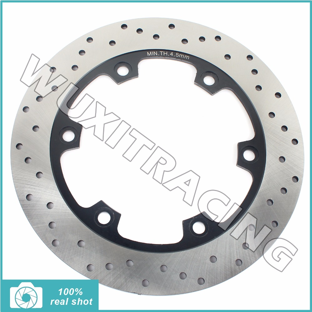 2008 2009 2010 2011 2012 2013 2014 260MM Rear Brake Disc Rotor for SUZUKI GSX 1300 B-KING / ABS R Hayabusa GSXR 1300 HAYABUSA 1 pcs motorcycle rear brake disc rotor for tmax500 tmax 500 2008 2009 2010 2011 2012 2013 red free shipping