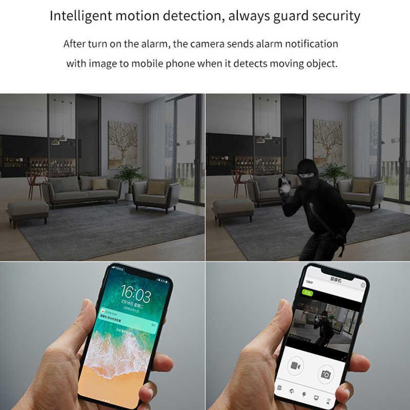 Mini cámara HD 720P inalámbrica Wifi IP Micro cámara de vídeo vigilancia visión nocturna acción de movimiento detecta la seguridad del hogar portátil