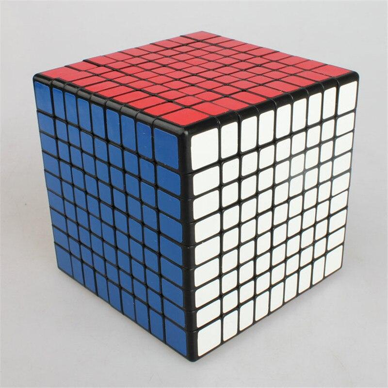 9*9*9 magique éducatif Rubike Cube professionnel vitesse Puzzle Cubes jeux Anti-Stress Reliever jouets pour enfants enfants adultes