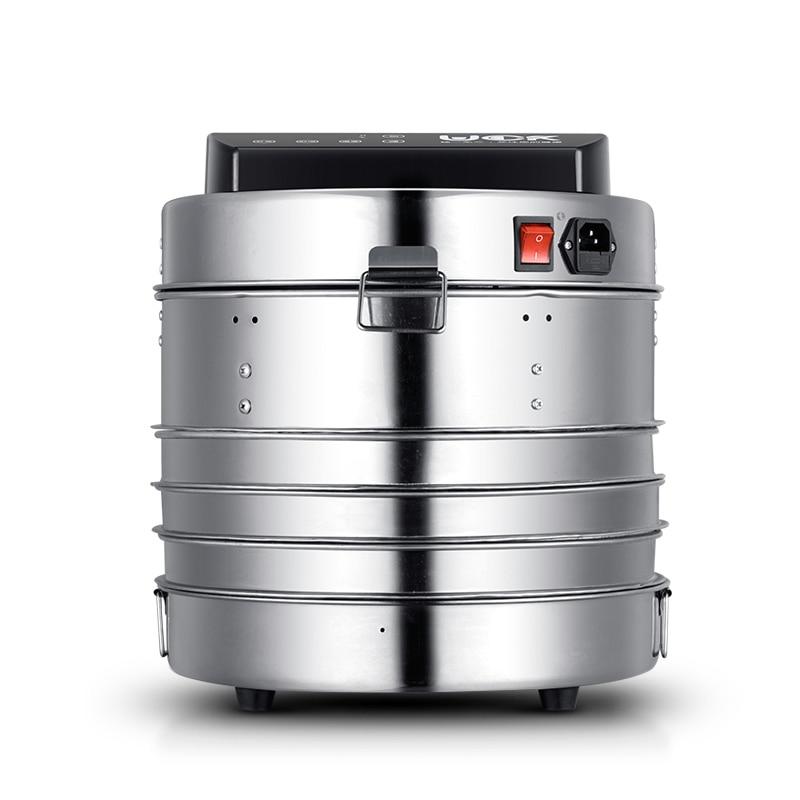 все цены на Stainlaess Steel Vegetable Herb Meat Drying Machine Snacks Food Dryer Fruit Dehydrator онлайн