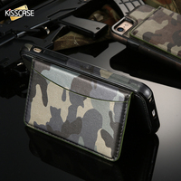 FLOVEME Case For IPhone 7 Card Slot Military Cool Man Phone Cases For IPhone 7 7