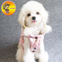 New Arrival Warm Winter Dog Down Puppy Clothes Vestidos Cotton Padded Parkas Vest Cat Pets Dogs