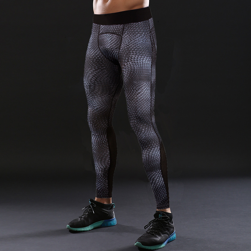 464667abf4 Cheap Running Tights, Buy Directly from China Suppliers:Jogging pants men  Compression Pants Gym