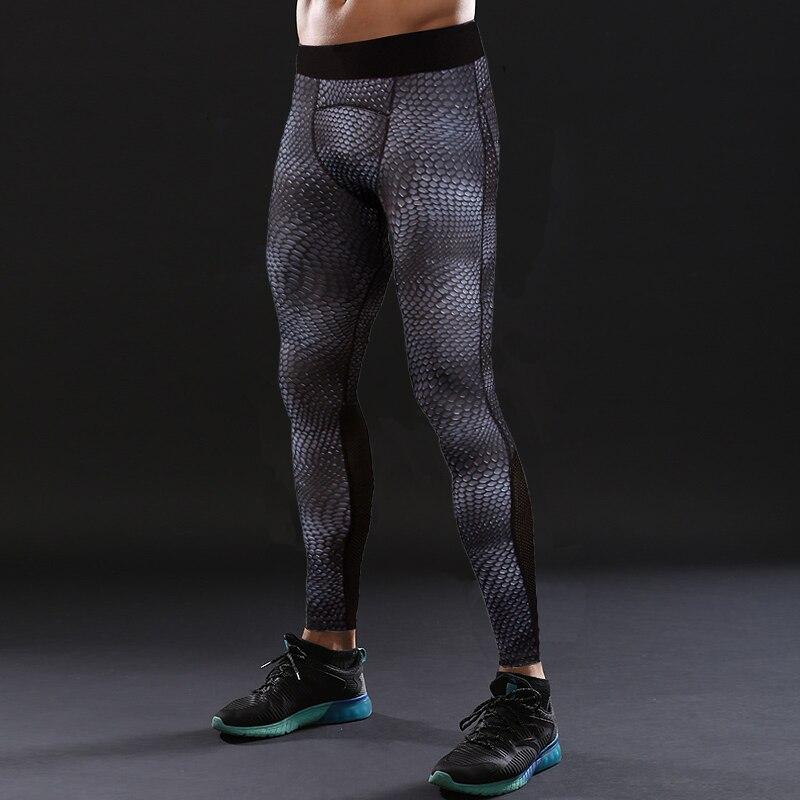 dea774c64 Pantalones para correr, pantalones de compresión para hombre, mallas de  entrenamiento deportivo para gimnasio, mallas para correr, pantalones de  secado ...