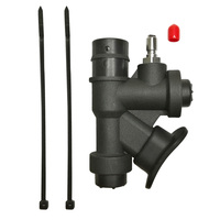 Scuba diving BCD Inflator Valve BCD 45 Degree Power Inflator Buoyancy Compensator Device